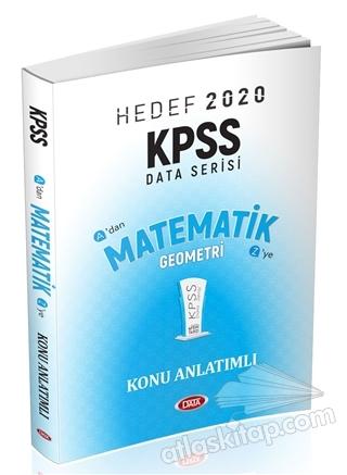KPSS MATEMATİK KONU ANLATIMLI - HEDEF 2020 (  )