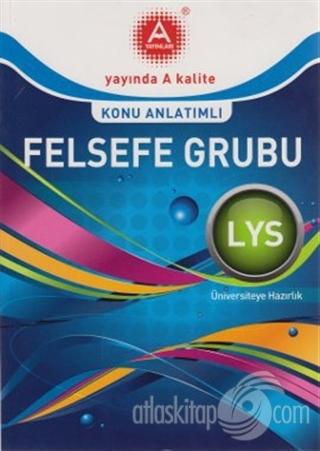 LYS FELSEFE GRUBU KONU ANLATIMLI (  )