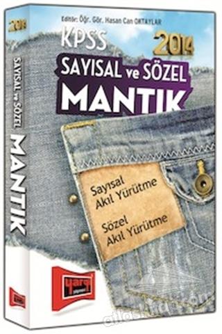 2014 KPSS SAYISAL VE SÖZEL MANTIK (  )