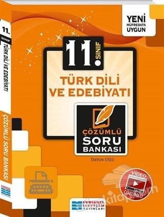 11. SINIF TÜRK DİLİ VE EDEBİYATI VİDEO ÇÖZÜMLÜ SORU BANKASI (  )