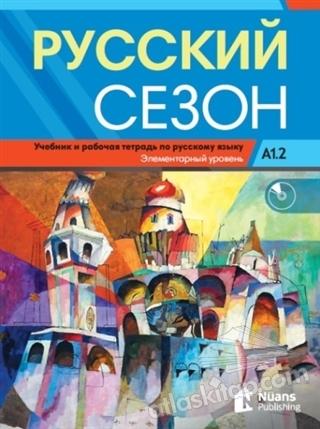 RUSSKİY SEZON A1.2+CD RUSÇA DERS VE ÇALIŞMA KİTABI (  )