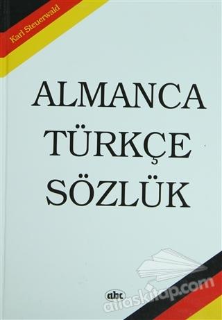 ALMANCA TÜRKÇE SÖZLÜK (  )