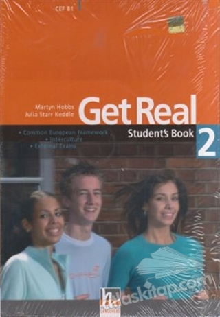 GET REAL 2 PACK (STUDENT'S BOOK + WORKBOOK + CD-ROM + AUDİO CD) (  )