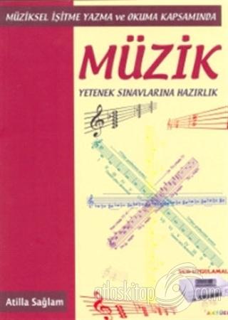 MÜZİK YETENEK SINAVLARINA HAZIRLIK (CD UYGULAMALI) (  )