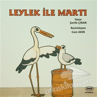 LEYLEK İLE MARTI (  )