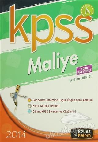 2014 / KPSS A MALİYE KONU ANLATIMLI (  )