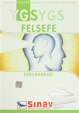 YGS FELSEFE SORU BANKASI (  )