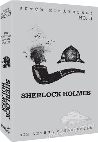 SHERLOCK HOLMES - BÜTÜN HİKAYELERİ 5 (  )