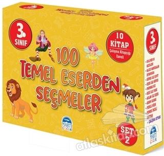 3. SINIF 100 TEMEL ESERDEN SEÇMELER SET 2 (10 KİTAP TAKIM) (  )