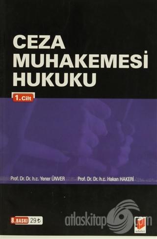 CEZA MUHAKEMESİ HUKUKU 1. CİLT (  )