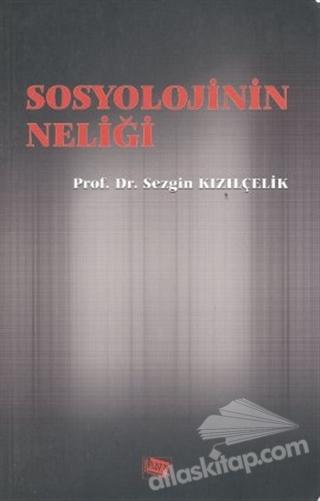 SOSYOLOJİNİN NELİĞİ (  )