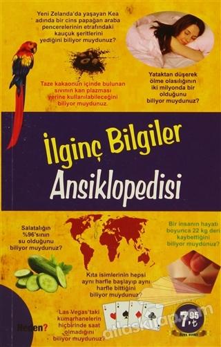 İLGİNÇ BİLGİLER ANSİKLOPEDİSİ (  )