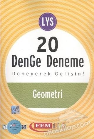 LYS 20 DENGE DENEME GEOMETRİ (  )