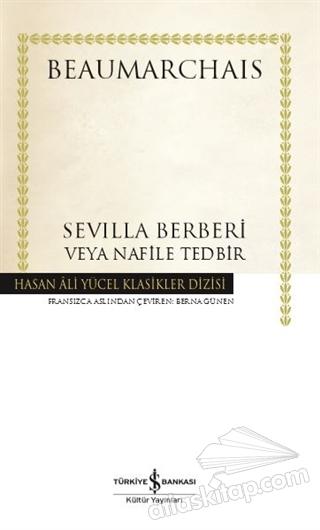 SEVİLLA BERBERİ VEYA NAFİLE TEDBİR (CİLTLİ) (  )