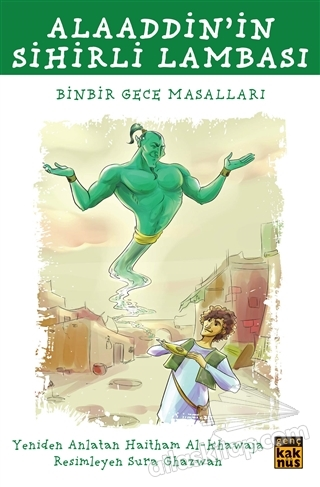 ALAADDİN'İN SİHİRLİ LAMBASI ( BİNBİR GECE MASALLARI )