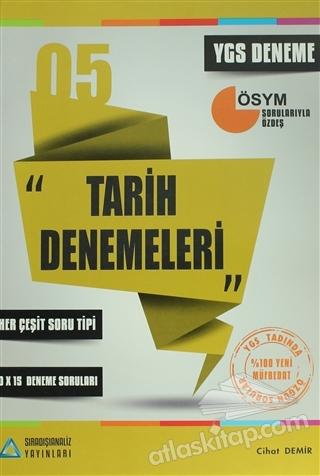 YGS TARİH DENEMELERİ (  )