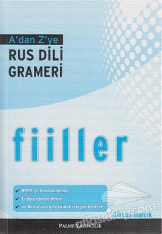 A'DAN Z'YE RUS DİLİ GRAMERİ - FİİLLER (  )