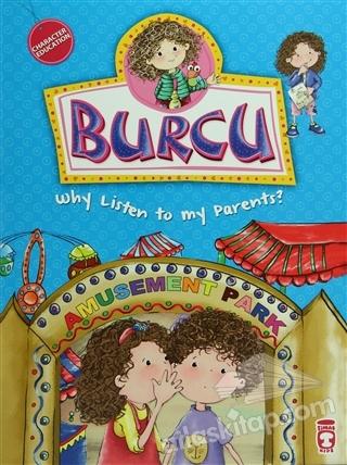 BURCU (5 KİTAP SET) ( NO ONE WANTS TO PLAY WİTH ME ! )