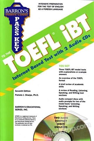 TO THE TOEFL IBT (  )