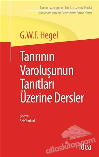TANRININ VAROLUŞUNUN TANITLARI ÜZERİNE DERSLER (  )