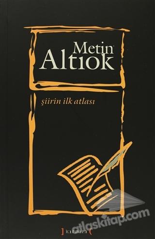 ŞİİRİN İLK ATLASI (  )