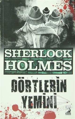SHERLOCK HOLMES : DÖRTLERİN YEMİNİ (  )