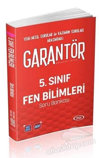2020 GARANTÖR 5. SINIF FEN BİLİMLERİ SORU BANKASI (  )