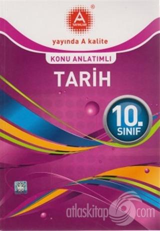 10. SINIF TARİH KONU ANLATIMLI (  )