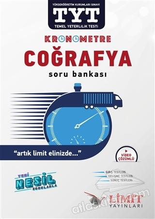 TYT KRONOMETRE COĞRAFYA SORU BANKASI (  )