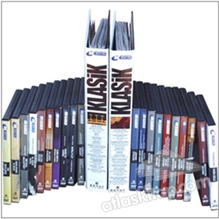 DVD KLASİKLER - KLASİK 1 FASİKÜL SETİ + 10 DVD HEDİYE (  )