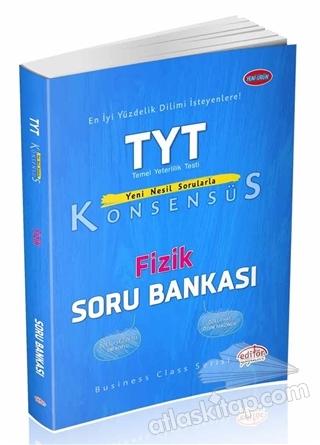 TYT KONSENSÜS FİZİK SORU BANKASI (  )