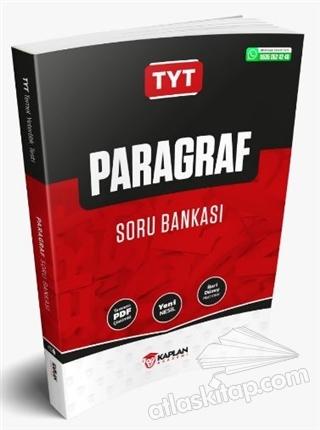 TYT PARAGRAF TAMAMI PDF ÇÖZÜMLÜ SORU BANKASI (  )