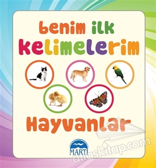 BENİM İLK KELİMELERİM - HAYVANLAR (  )