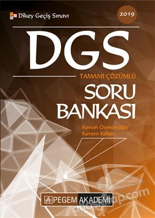 2019 DGS TAMAMI ÇÖZÜMLÜ SORU BANKASI (  )