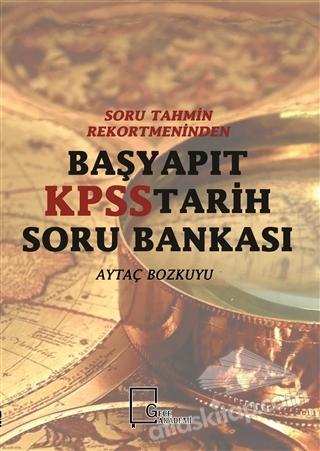 BAŞYAPIT KPSS TARİH SORU BANKASI (  )
