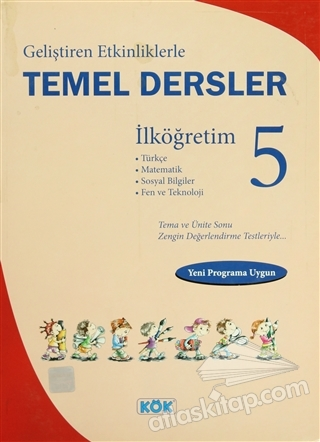 GELİŞTİREN ETKİNLİKLERLE TEMEL DERSLER İLKÖĞRETİM 5 (  )