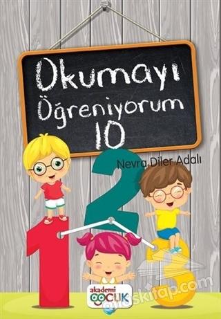 OKUMAYI ÖĞRENİYORUM - 10 (  )