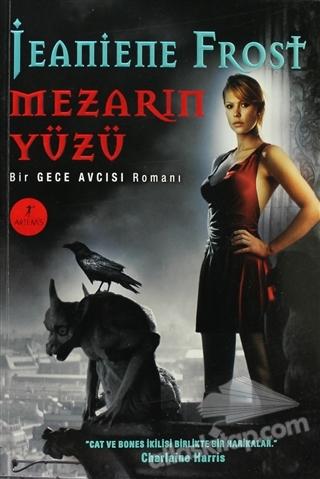 MEZARIN YÜZÜ ( BİR GECE AVCISI ROMANI )