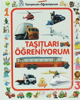 TAŞITLARI ÖĞRENİYORUM (  )