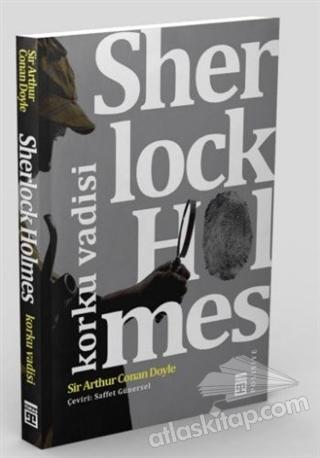 SHERLOCK HOLMES - KORKU VADİSİ (  )