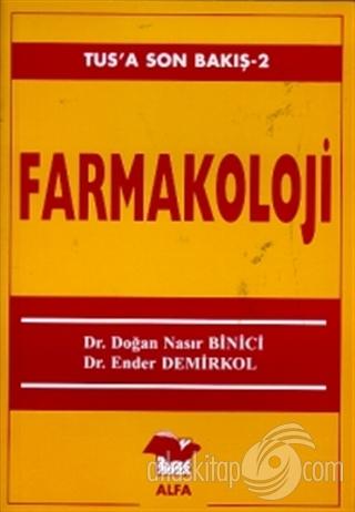 FARMAKOLOJİ TUS'A SON BAKIŞ 2 (  )