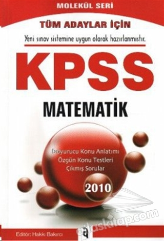 KPSS MATEMATİK 2010 (  )