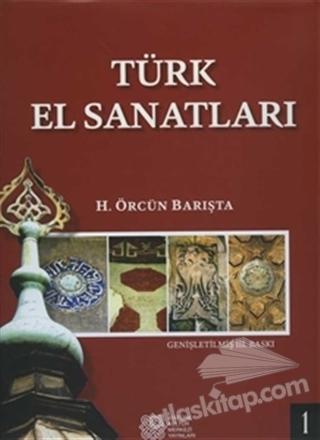 Türk El Sanatları Seti 2 Cilt Takım Kitap 3 Indirimle Satın Al