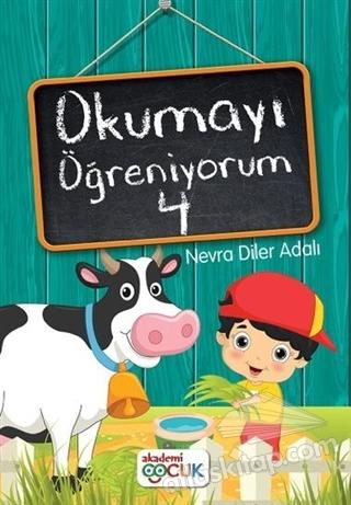 OKUMAYI ÖĞRENİYORUM - 4 (  )