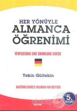 ALMANCA ÖĞRENİMİ ALMANCA DÜŞÜNCE SİSTEMİYLE (  )