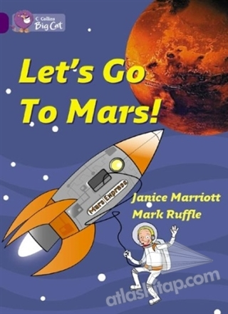 LET'S GO TO MARS! (  )