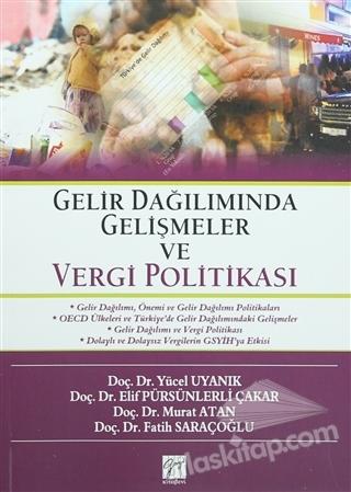 GELİR DAĞILIMINDA GELİŞMELER VE VERGİ POLİTİKASI (  )