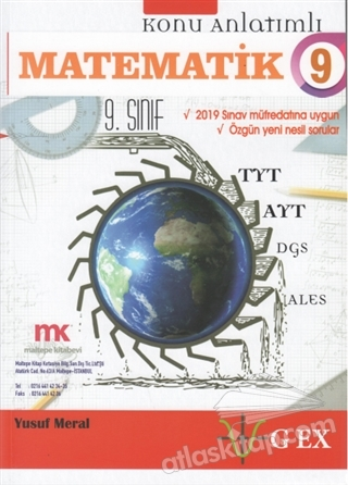 9. SINIF MATEMATİK KONU ANLATIMI (  )