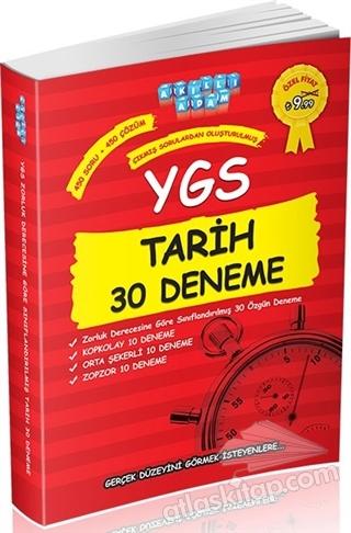 YGS TARİH 30 DENEME (  )