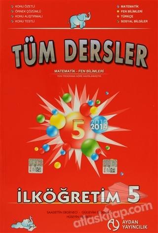5. SINIF TÜM DERSLER (  )